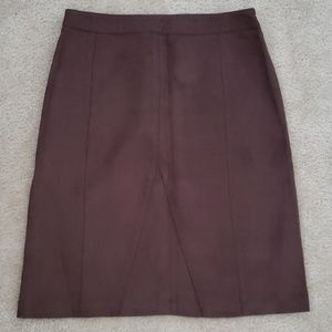 The Limited brown skirt size 6